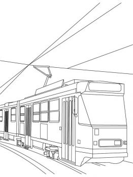 Tram-coloring-pages-1