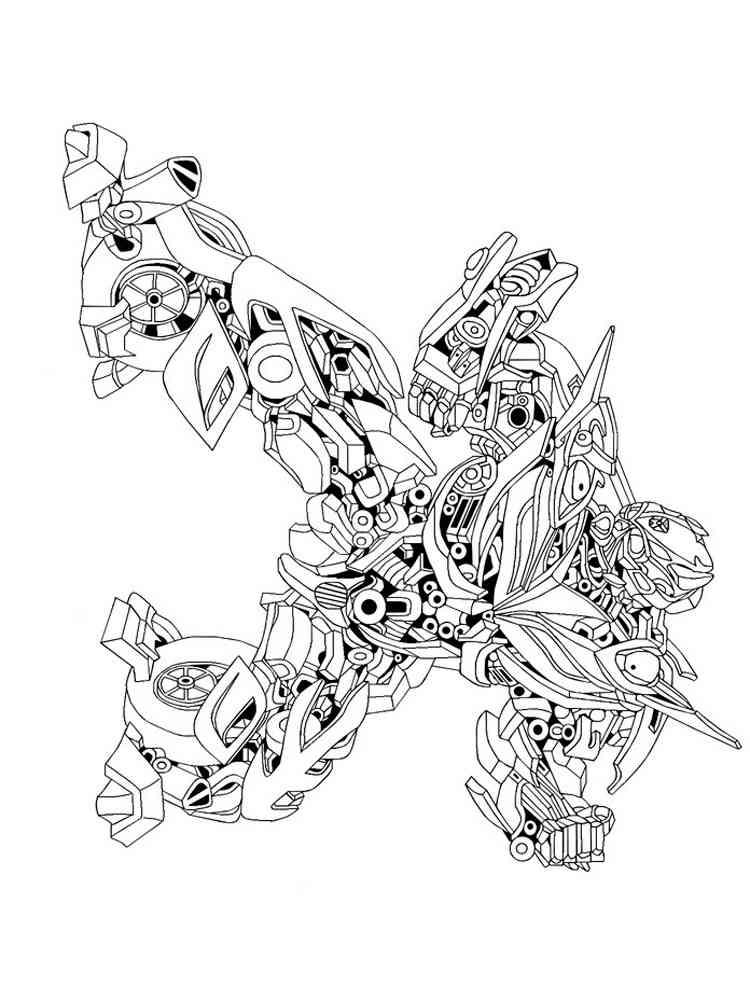 ausmalbilder bumblebee  malvorlagen kostenlos zum ausdrucken