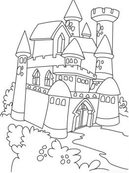 castle-coloring-pages-1