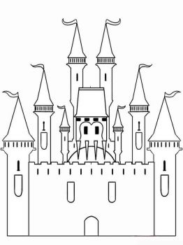 castle-coloring-pages-4
