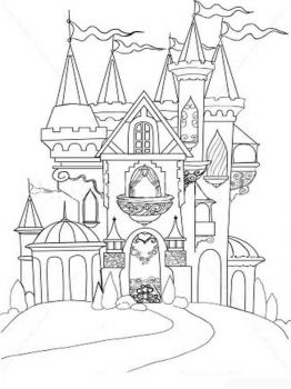 castle-coloring-pages-7