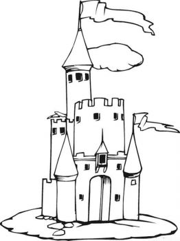 castle-coloring-pages-8