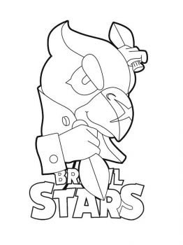 crow-brawl-stars-coloring-pages-1