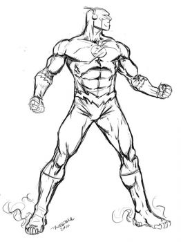 dc-comics-flash-coloring-pages-for-boys-3