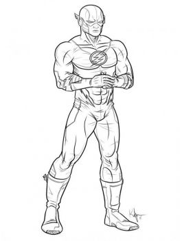 dc-comics-flash-coloring-pages-for-boys-9
