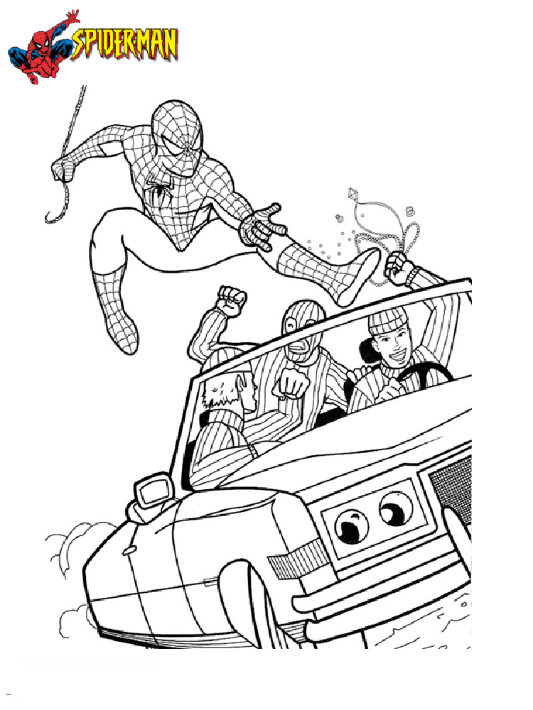 Free printable DC Superhero coloring pages For Boys