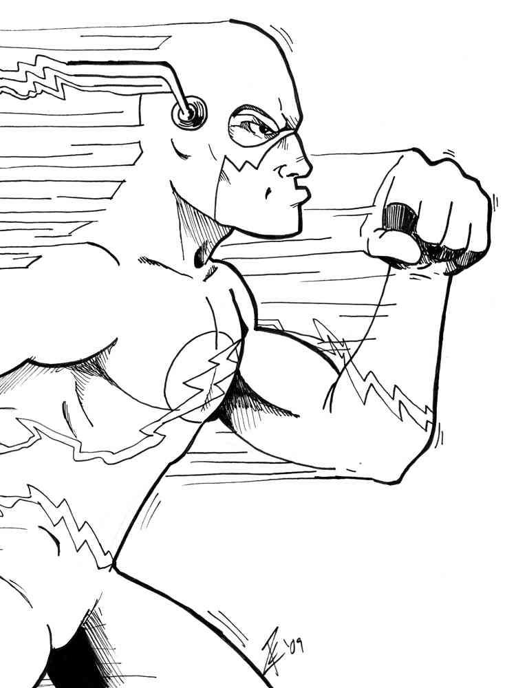 ausmalbilder dc superheld  malvorlagen kostenlos zum
