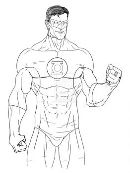 green-lantern-coloring-pages-for-boys-4