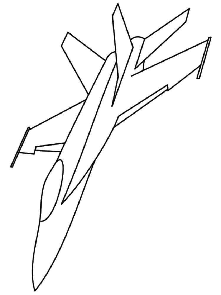ausmalbilder flugzeuge  malvorlagen kostenlos zum ausdrucken