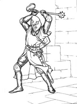 knights-coloring-pages-35