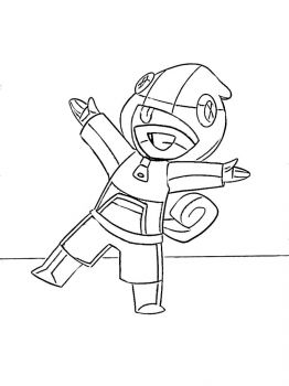 leon-brawl-stars-coloring-pages-5