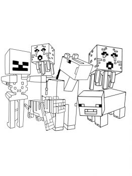 minecraft-coloring-pages-9