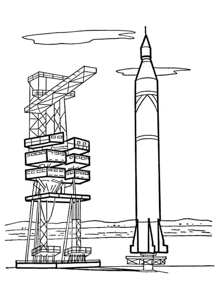 malvorlagen rakete  ausmalbilder kostenlos zum ausdrucken