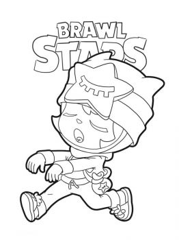 sandy-brawl-stars-coloring-pages-6