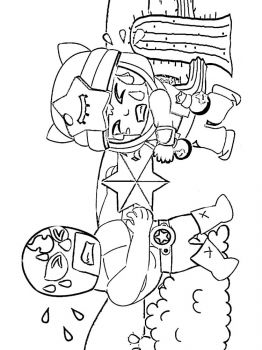 sandy-brawl-stars-coloring-pages-8