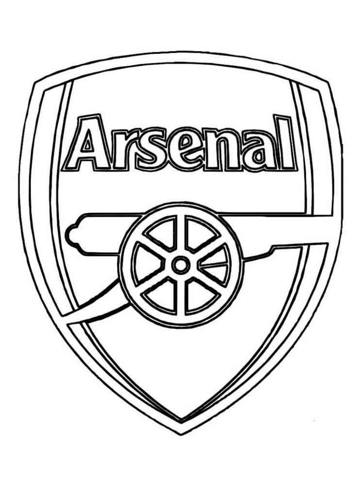 ausmalbilder fußball logos  malvorlagen kostenlos zum