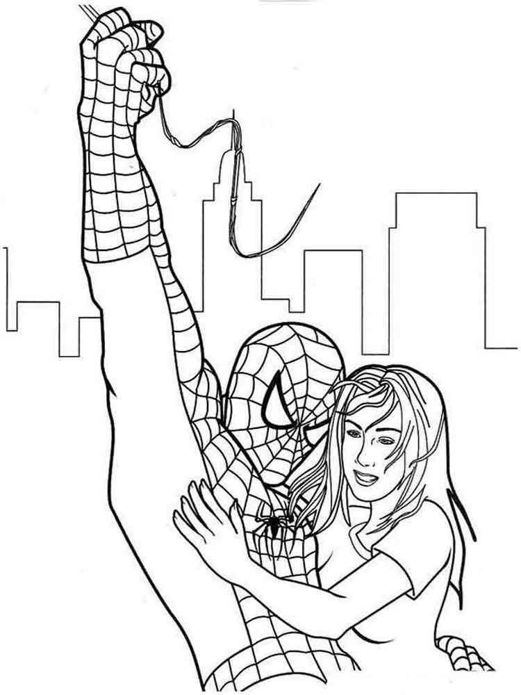 ausmalbilder spiderman  malvorlagen kostenlos zum ausdrucken