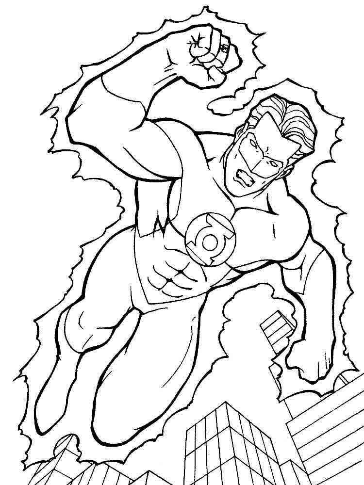 ausmalbilder superhelden  malvorlagen kostenlos zum