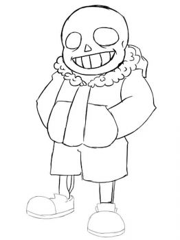 undertale-coloring-pages-9