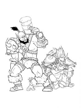 warcraft-coloring-pages-2
