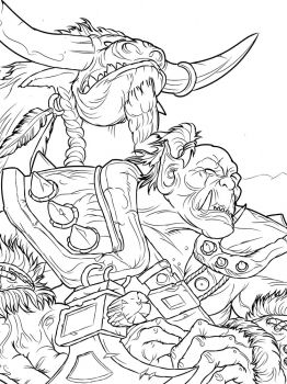 warcraft-coloring-pages-3