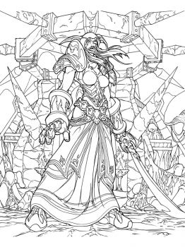 warcraft-coloring-pages-7
