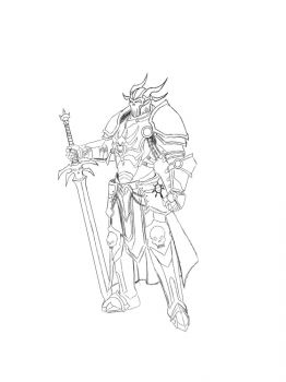 warcraft-coloring-pages-9