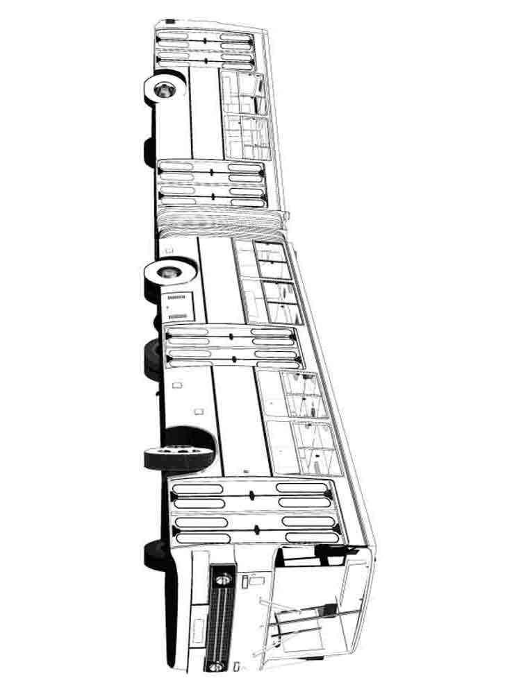 ausmalbilder busse  malvorlagen kostenlos zum ausdrucken