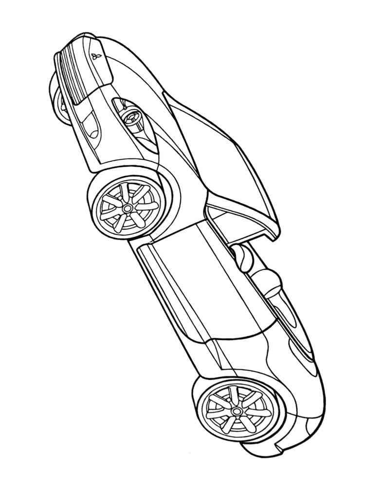 ausmalbilder cabriolet  malvorlagen kostenlos zum ausdrucken