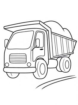 Dump-Truck-coloring-pages-16