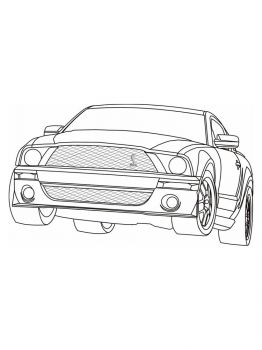 Ford-Mustang-coloring-pages-2