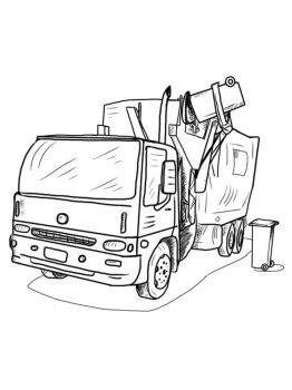 Garbage-Truck-coloring-pages-3