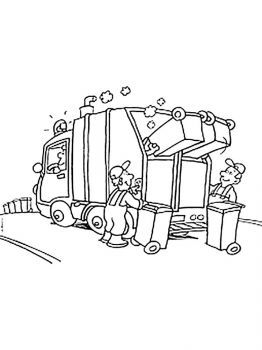 Garbage-Truck-coloring-pages-7