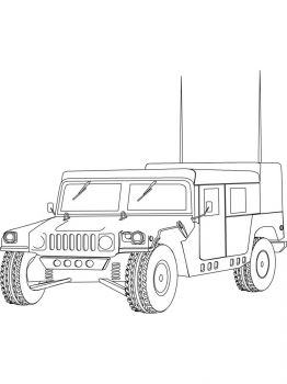 Hummer-coloring-pages-3