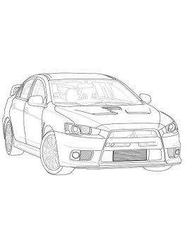 Mitsubishi-coloring-pages-4