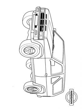 Nissan-coloring-pages-3