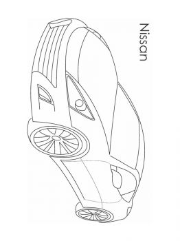 Nissan-coloring-pages-8
