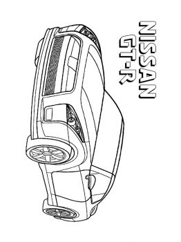 Nissan-coloring-pages-9