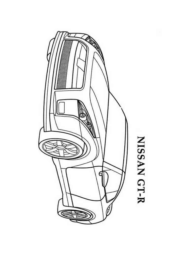 ausmalbilder sportwagen - malvorlagen kostenlos zum ausdrucken