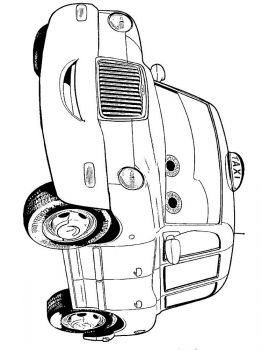 Taxi-coloring-pages-11
