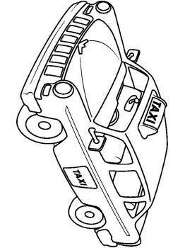 Taxi-coloring-pages-12