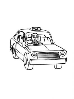 Taxi-coloring-pages-6