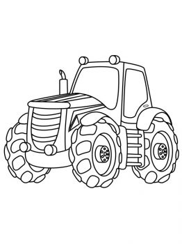 Tractor-coloring-pages-1