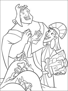 emperors-new-groove-coloring-pages-8