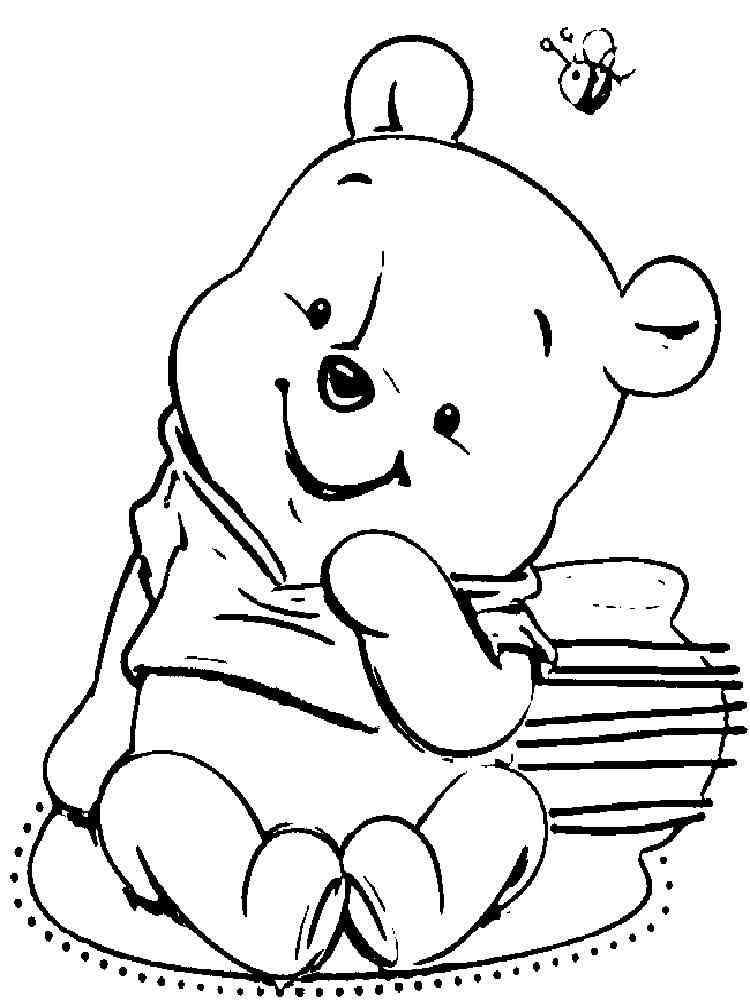 ausmalbilder baby disney  malvorlagen kostenlos zum