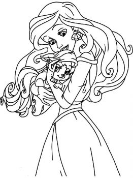 disney-pets-coloring-pages-7