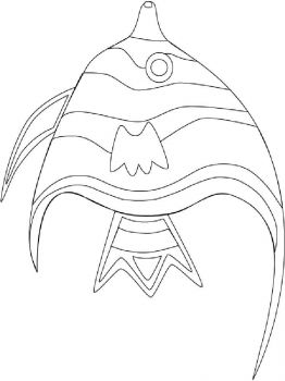 Angelfish-coloring pages-1