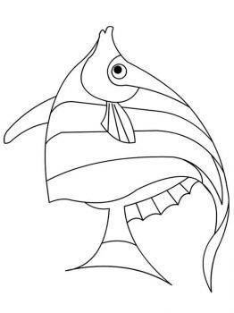 Angelfish-coloring pages-4