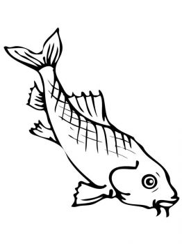 Carp-coloring pages-8