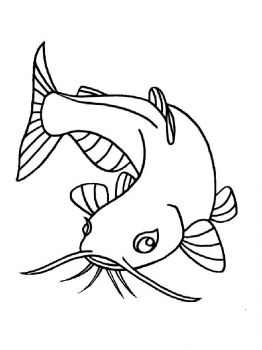 Catfish-coloring pages-3